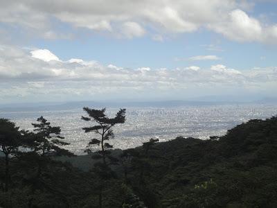 六甲山縦走ヒルクライム(逆瀬川~再度山~神戸)