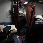 夜行列車で行くインド・ジャイプールの旅 (Gwl Udz Sup Exp)