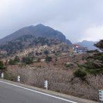 雲仙普賢岳ヒルクライム(小浜温泉発、仁田峠を経て島原へ)