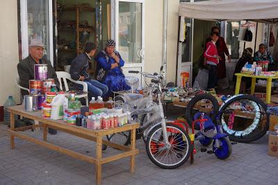 ウズベキスタン自転車事情(ヒヴァ、ブハラ、タシケント)