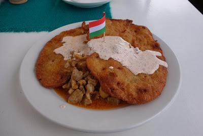 もっと知られるべき、絶品ハンガリー料理「現地で食べた料理より」