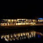 ブダペスト ドナウ河岸の船宿「フォーチュナボートYH」
