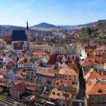 プラハから日帰り余裕 チェコの古都「チェスキー・クルムロフ」