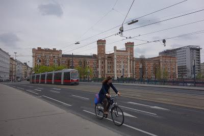 オーストリア ウィーン自転車事情