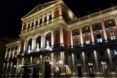 ウィーン楽友協会「穴場イベント、古楽器の調べ-小演奏会」 - 下書き