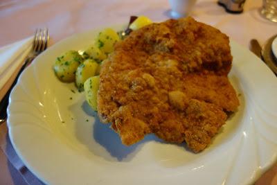 現地で食べたオーストリア料理-周辺諸国から集まった帝国料理