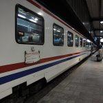 トルコ夜行列車「アナドール・エクスプレシ」