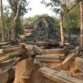 森に沈んだ寺院で探検気分「カンボジア ベンメリア遺跡」