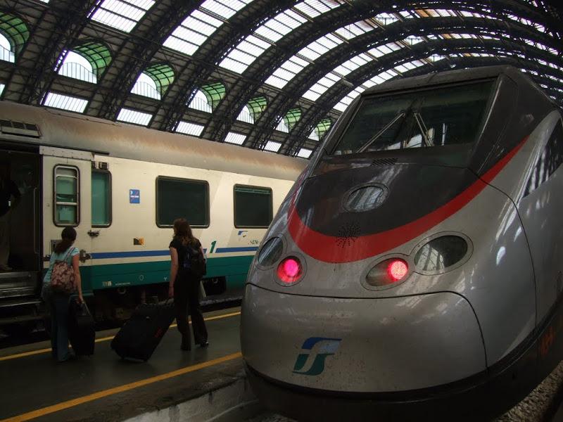 イタリア鉄道の旅Tips トラブル編