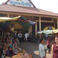 カンボジアの旅「アジアの熱気あふれるシェムリアップ アッパーマーケット」