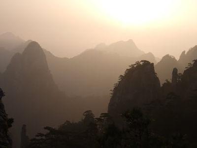 世界遺産の旅「黄山 西海大渓谷」(中国 安徽省)