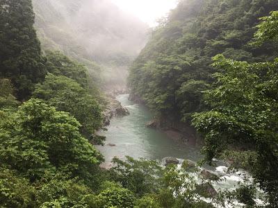 高野山巡礼ツーリング(高野山から洞川を経て下市口へ)