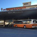 クロアチア 都市間移動は高速バスがおすすめ