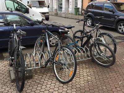 クロアチア自転車事情(ザグレブ)