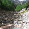 八ヶ岳 本沢温泉-沢から直接湧き出す絶景山岳露天風呂