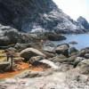 伊豆七島 式根島「地鉈温泉」-海と温泉のツートンが美しいベストオブ海岸湯