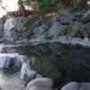 東伊豆 赤沢温泉 「公共露天風呂」(あかざわ足湯)-伊豆大島を眺める絶景地