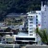 鞆の浦温泉「鞆シーサイドホテル」-屋上露天風呂からは鞆の島々が一望