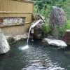 坂巻温泉「坂巻温泉旅館」-卵とじのような源泉掛け流しの湯
